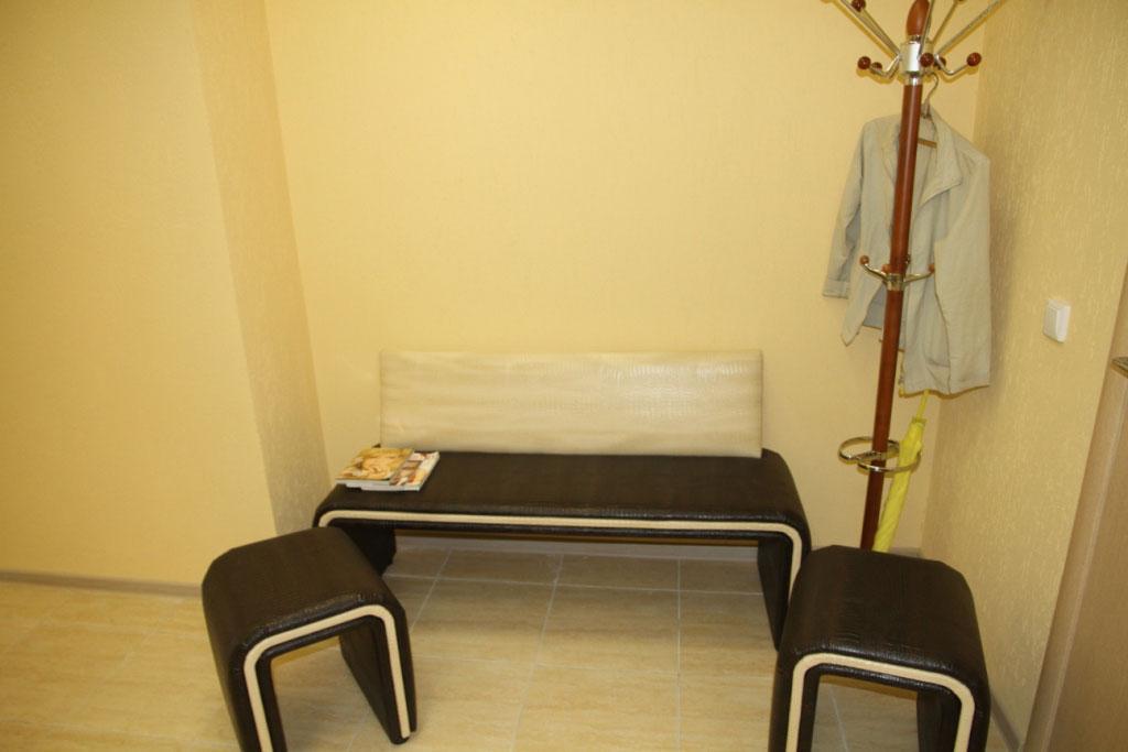 Клиника Семейный стоматолог - зал ожидания