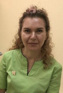 Врач стоматолог Бобкова Ирина Леонидовна