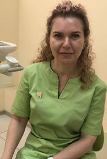 Стоматолог-пародонтолог Бобкова Ирина Леонидовна
