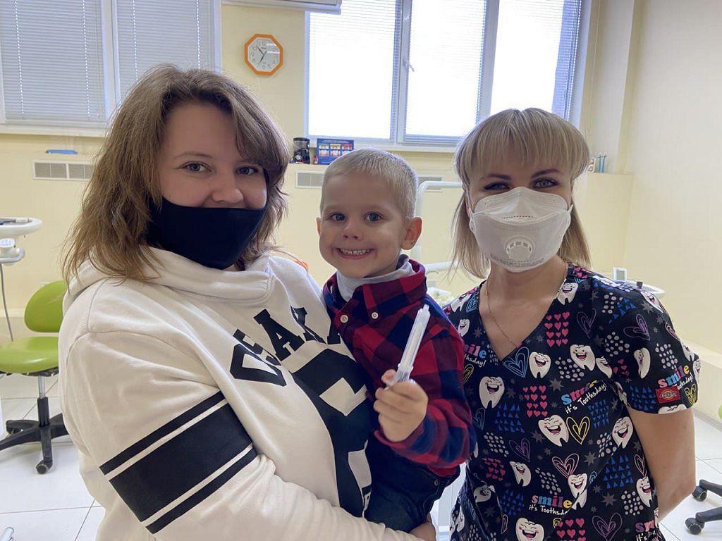 детский стоматолог в Минске